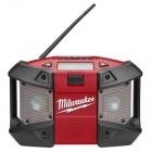 Milwaukee C12 JSR-0 Aku pracovní rádio - doprava ZDARMA