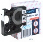 Páska DYMO D1 Rhino  pružný nylon (19 mm x 3.5 m bílá)