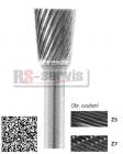 Garant TK malá technická fréza Z5 jemná - N0607 3 mm