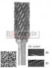 Garant TK malá technická fréza Z5 - jemná A0613 3 mm