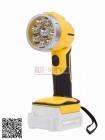 PowerPLUS POWX0090LI AKU LED lampa 18V
