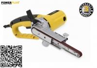 PowerPLUS POWX139 - Elektrická pásová bruska / pilník 400 W