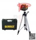 DEWALT DW0811-XJ SET S Čárový laser 360° s jedním vertikálním paprskem + stativ