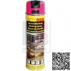 SprayTOOL Značkovací sprej 500 ml - Neonový červený