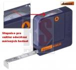 Garant Svinovací metr s průzorem pro vnitřní měření 2,5m