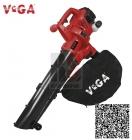 VeGA VE51310 benzínový vysavač - foukač listí 1,35HP