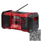 Milwaukee M18 JSR-0 Aku rádio M18V / 240V - doprava ZDARMA