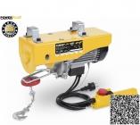 PowerPLUS POWX903 - Zdvihací zařízení (kočka) 1 300 W 400-800Kg