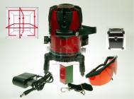 Laser liniový SA 449 s dosahem až 30m, 3x360´a olovnicí