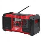 Milwaukee M18 JSR DAB+ -0 Aku rádio s funkcí DAB+ M18V / 240V - doprava ZDARMA