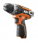 AEG BS 12C2-0 Aku dvourychlostní vrtačka 12V 34Nm 10mm