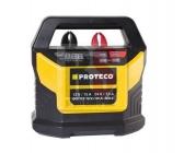 Proteco Elektronická automatická nabíječka autobaterií 12/24V do 400Ah