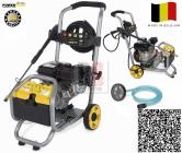 PowerPLUS POWXG9009 Benzinová tlaková myčka s čerpadlem 208cc 173bar