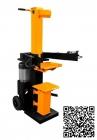 Proteco štípačka na dřevo vertikální 4000 W 12 tun, 400V